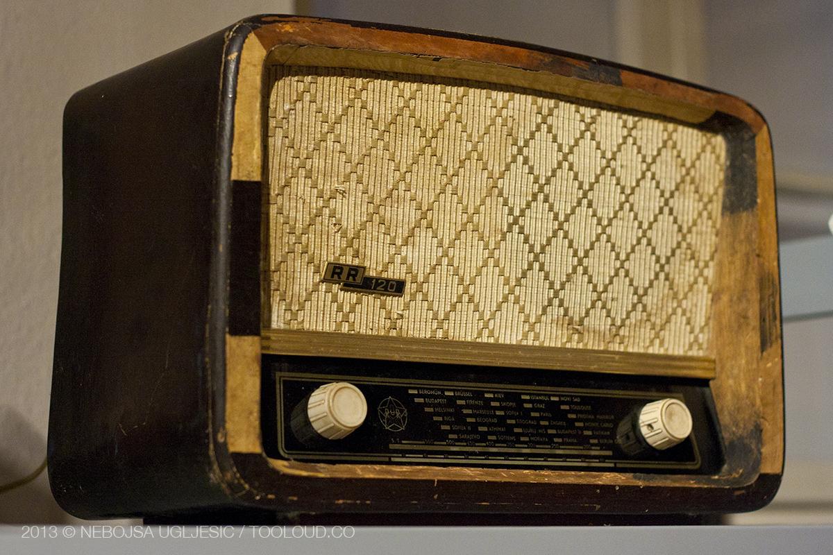 Datiranje radio granica