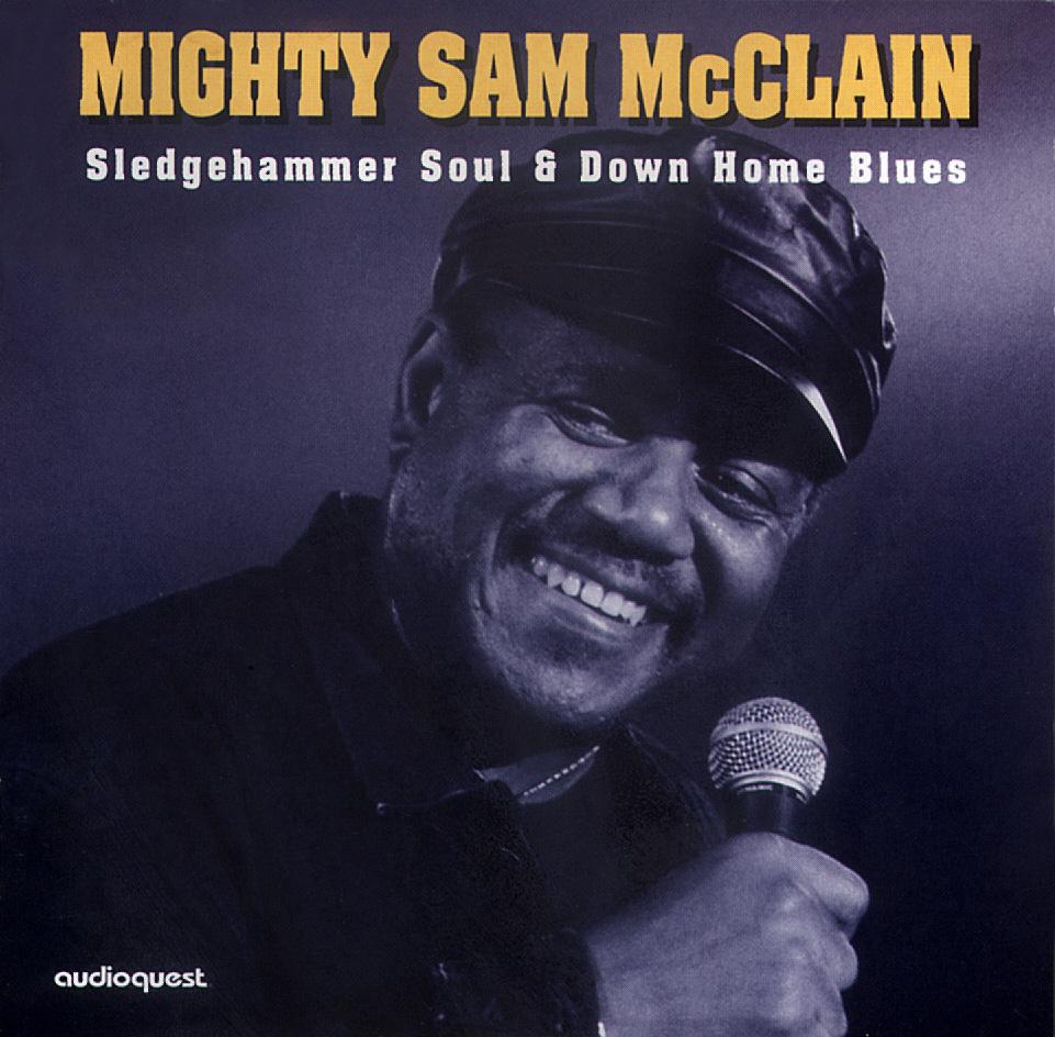 Mighty Sam McClain