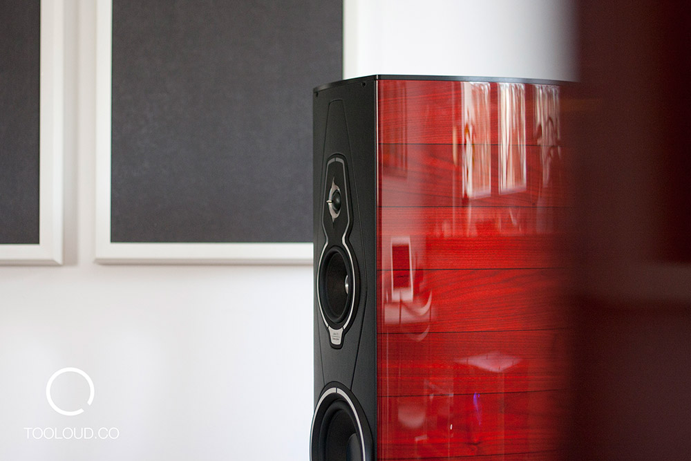 Sonus faber Amati Tradition - Too Loud
